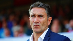 Forest part company with manager Philippe Montanier