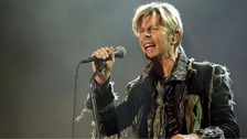 David Bowie among Brit Awards nominations