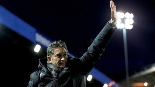 Nottingham Forest sack manager Philippe Montanier