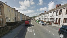 Pedestrian seriously injured in Llanelli car crash
