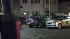 Man stabbed in leg in Kent