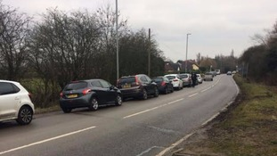 Residents concerns over parking at Gedling Country Park