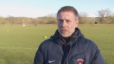 Hartlepool manager Hignett leaves club 'by mutual consent'