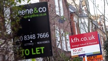 Renting in London became more affordable in 2016.