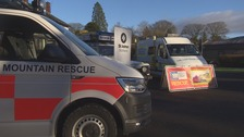 New off-road vehicle for mountain rescue volunteers