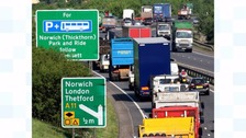Consultation will start on A47 upgrade