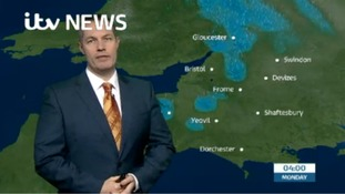 Your latest West weather with James Wright