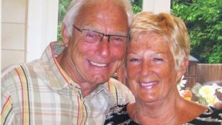 Elaine and Denis Thwaites