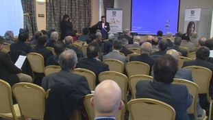Medical conference held to discuss challenges faced by Welsh NHS
