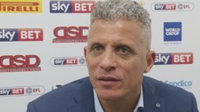 Carlisle manager: weekend draw was 'a point earned'