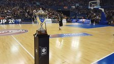 Newcastle Eagles win BBL Cup for third year in a row