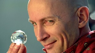 The original 'Crystal Maze' was fronted by Richard O'Brien.