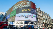 London's iconic billboard to undergo major renovations