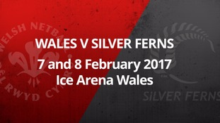Wales v New Zealand netball test moved to Ice Arena Wales