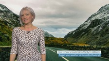 Wales Weather: A new week, a new story!