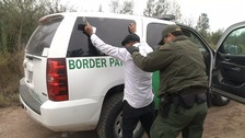 Border patrol pray Donald Trump will come good on immigration