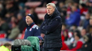 David Moyes says three 'individual mistakes' were the difference as Sunderland lost 3-0 against Stoke City