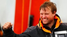 Bangor sailor Thomson sets world record in Vendee Globe