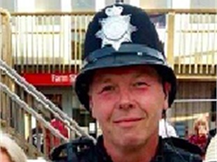 PC Ray Byfield