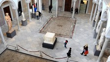 Families said tourists were told it was safe to travel to Tunisia after a terror attack in the country's Bardo National Museum.