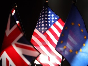 Britain is prohibited from signing a trade deal with third parties until it formally leave the EU.