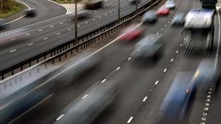 ROADS: A46 - BOTH DIRECTIONS - BILLESLEY - WARWICKSHIRE
