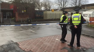 Man injured in targeted gun attack near Glasgow primary school