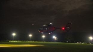 Devon Air Ambulance looking for new night-time landing sites