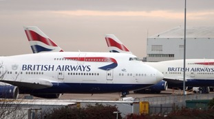 British Airways long-haul flights will not be cancelled during the strike
