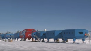 Halley Research Station Antarctica to close for winter