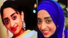 Sherena Begum was believed to be wearing a black head scarf before she went missing