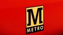 Delays on The Metro