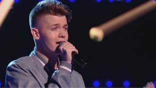 The Voice UK's Jamie Miller: My life's changed overnight!