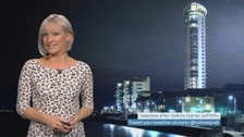 Wales Weather: A mild and murky night!
