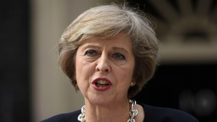 Theresa May to European Union: 'Be nice or it's commercial war'