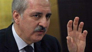 Numan Kurtulmus said Turkey's war with terror continues.