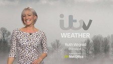 Wales Weather: Dull and damp!