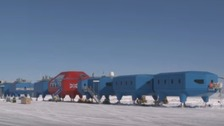 Cambridge's Antarctic Survey pulls out of Research Station