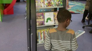 The plan proposes to close 10 library buildings.