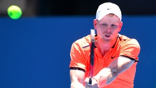 Beverley's Kyle Edmund through to Australian Open second round