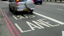 Some Coventry bus lanes suspended in new trial