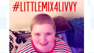 Little Mix send message to Isle of Man teen battling cancer
