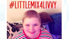 Little Mix send message to IOM teen battling cancer