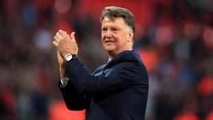 Ex-Man United boss Van Gaal retires from football