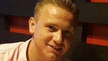 Missing airman Corrie McKeague
