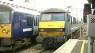 Part of the Greater Anglia Rail franchise has been sold to a Japanese firm