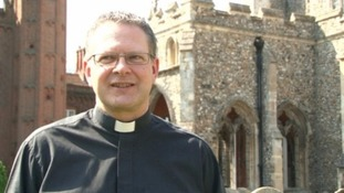 The Very Rev Martin Thrower