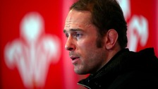 Alun Wyn Jones to lead Wales at Six Nations