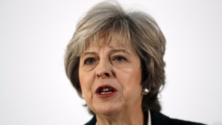 May signals single market exit and Parliament Brexit vote