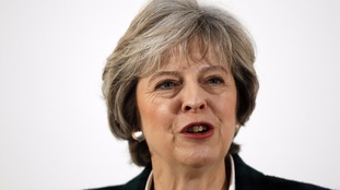 May says UK will leave European single market after Brexit